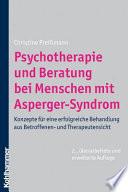Psychotherapie und Beratung bei Menschen mit Asperger Syndrom