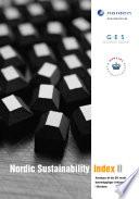 Nordic sustainability index II
