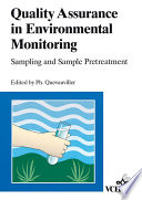 Quality Assurance in Environmental Monitoring