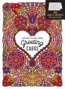 Color Your Own Greeting Cards