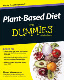 Plant-Based Diet For Dummies Book