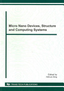Micro Nano Devices Structure And Computing Systems