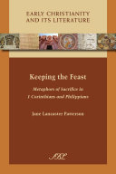 Keeping The Feast : cognitive metaphor theory to trace...
