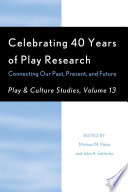 Celebrating 40 Years Of Play Research