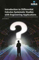 Introduction to Differential Calculus Systematic Studies with Engineering Applications