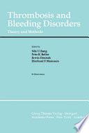 Thrombosis and Bleeding Disorders