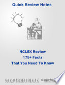 175  Facts You Need To Know For The NCLEX  Nursing