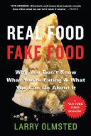 download ebook real food/fake food pdf epub