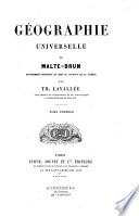 G  ographie universelle