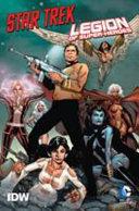 Star Trek  Legion of Super Heroes
