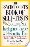 The Psychologist S Book Of Self Tests