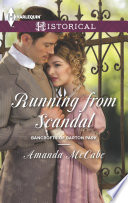 Running From Scandal : used to pride herself on her sensible...
