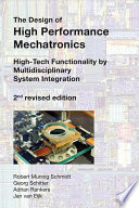 The Design of High Performance Mechatronics   2nd Revised Edition