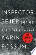 Inspector Sejer Series