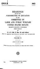 Education Legislation  1963