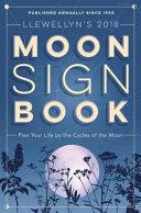Llewellyn s 2018 Moon Sign Book