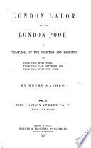 London Labor and the London Poor