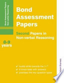 Second Papers in Non verbal Reasoning