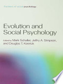 Evolution and Social Psychology