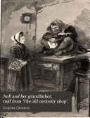 Nell And Her Grandfather Told From The Old Curiosity Shop  book