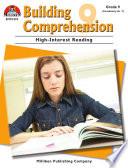 Building Comprehension   Grade 9  eBook