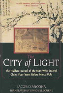The City Of Light : out on a voyage from italy. a year...