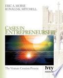 Cases In Entrepreneurship
