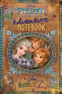 Frozen  Northern Lights Adventure Notebook