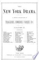 The New York Drama  no  13 24 Book PDF