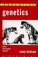 Essential Genetics book