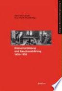 Elementarbildung und Berufsausbildung 1450 - 1750