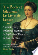 The Book of Gladness   Le Livre de Leesce