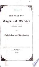 Märkische Sagen und Märchen