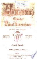 Adreßbuch München