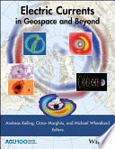 Electric Currents in Geospace and Beyond
