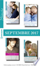 8 romans Blanche   1 gratuit  no1330    1333   Septembre 2017