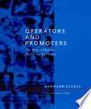Operators And Promoters book