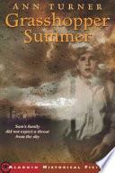 Ebook Grasshopper Summer Epub Ann Turner Apps Read Mobile