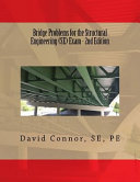 Bridge Problems for the Structural Engineering  Se  Exam   2nd Edition