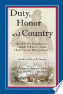 Duty  Honor  and Country