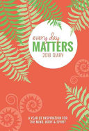Every Day Matters Pocket 2018 Diary