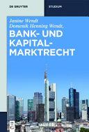 Finanzmarktrecht