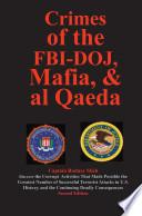 Crimes of the FBI Doj  and the Mafia