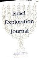 Ebook Israel Exploration Journal Epub N.A Apps Read Mobile