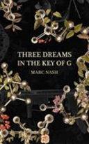 Three Keys in the Dream of G