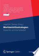 Markteintrittsstrategien