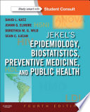 Jekel s Epidemiology  Biostatistics  Preventive Medicine  and Public Health