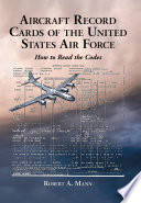 Aircraft Record Cards of the United States Air Force