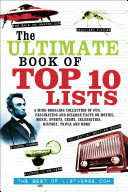 download ebook the ultimate book of top ten lists pdf epub