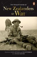 Penguin Book Of New Zealanders At War
